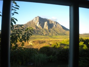 View from Varangue de Betsileo