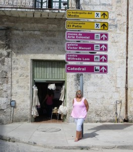Fiona in Havana